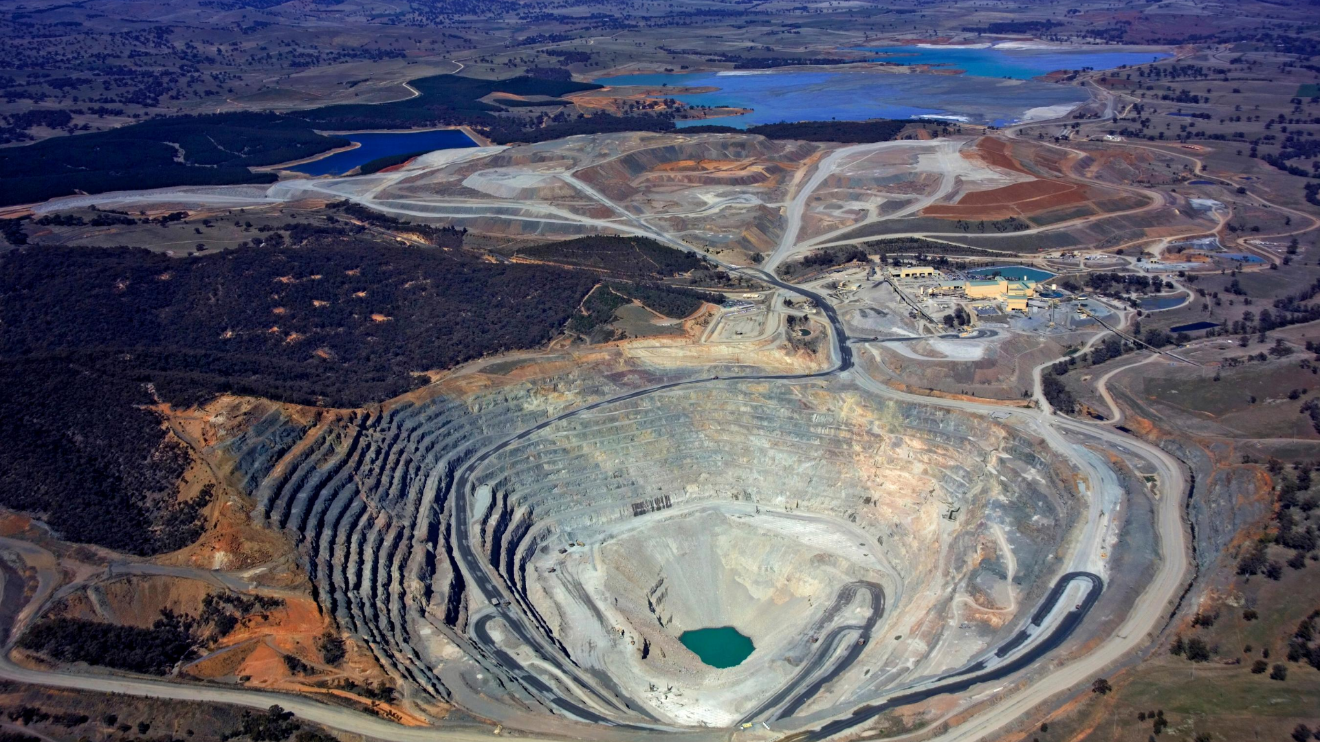 Localization of Mining Industry